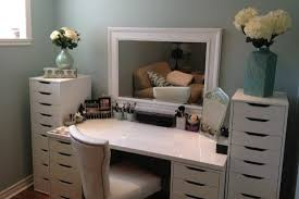 white makeup vanity. adorable white makeup vanity table with 51 ideas ultimate home u