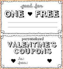 free coupon template word word coupon template complete guide example