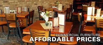 restaurant furniture canada