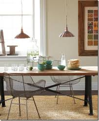 Elegant Rustic Modern Dining Table  Modern  Dining Room  Other Modern Rustic Dining Furniture