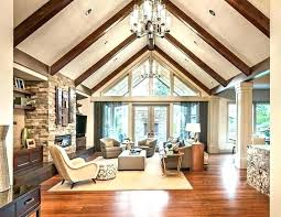 cathedral ceiling living room vaulted ceiling decorating ideas living room painted cathedral ceilings cathedral ceiling living cathedral ceiling