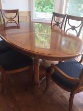 stanley dining room furniture. oval dining room set by stanley furniture