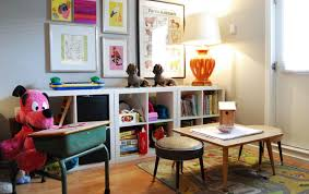 ikea expedit for playroom toys