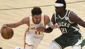 NBA Playoffs: Historischer Trae Young schockt die Milwaukee Bucks - Atlanta  Hawks gewinnen Spiel 1