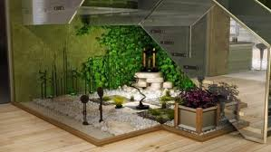 indoor rock garden ideas interior rock landscaping ideas d3 landscaping
