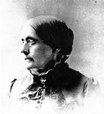 susan b anthony addresses territorial legislature on  susan b anthony at 52