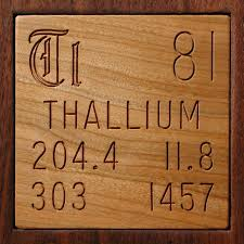 Facts, pictures, stories about the element Thallium in the ...