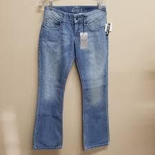 Cruel Denim Erika Light Wash Bootcut Jeans Size 28 Nwt
