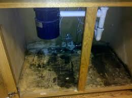 fearsome under sink leak tray rev a shelf drip tray under sink drip pan