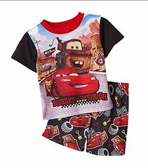 Lighting Mcqueen Pajamas