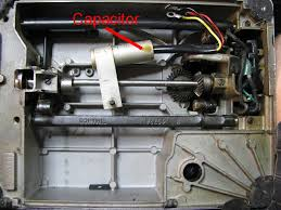 thefeatherweight221factory com machine runs on its own other wires or the machine body or better yet simply remove the screw holding the 3 pin connector and disconnect the wires from the 3 pin connector