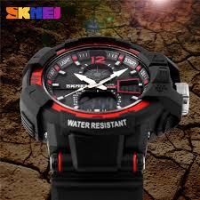 2015 new shock dual time wristwatch fashion sports watch military desc desc