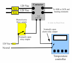 relay wire diagram to furnace safety relay wiring diagram safety image wiring relays for kilns page 2 warmglass com on safety