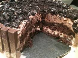 Death By Chocolate Ice Cream Cake Recipe Just A Pinch Recipes