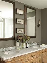 transitional bathroom ideas. Delighful Bathroom Transitional Bathroom Ideas AnneLaure Martyn Cote Est Decor To Ideas