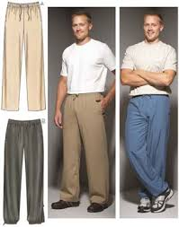 Mens Pants Pattern Interesting Kwik Sew 48 Men's Pants
