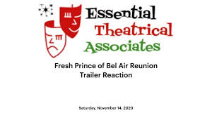 Fresh Prince of Bel Air Reunion Trailer ...