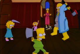 The 9 Best Treehouse Of Horror Segments According To Critics The Simpsons Season 2 Episode 3 Treehouse Of Horror