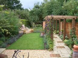 back yard garden ideas uk