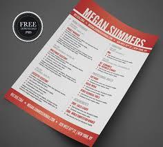 Creative Resumes Templates Free Stunning 28 Free Creative Resume Template Bill Invoice