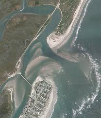 Clogged Corsons Inlet No Ones Responsibility Everyones