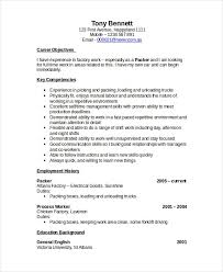 Forklift Resume Template 6 Free Word Pdf Doent S