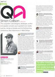 simon collison colly autobiography selected interviews