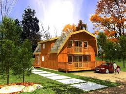 gambrel roof house plans. Gambrel Roof Plans House R