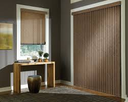 sun blocking blinds for sliding glass doors patio with between the