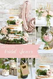 Adventure Bridal Shower Inspiration Hill City Bride Virginia