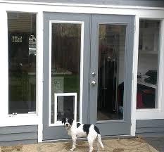 exterior door with pet door pet door in the glass door inserts for entry doors exterior door with small pet door