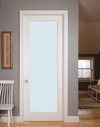 interior door. Laminate Decorative Glass Interior Door Living-room