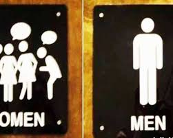 clever bathroom signs. funny and clever bathrooms signs compilation youtube bathroom p
