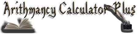 Arithmancy Calculator Plus