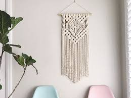 Small Picture Best 25 Macrame wall hanging patterns ideas on Pinterest