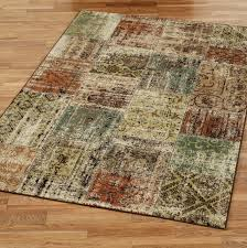 how to make an area rug lay flat on carpet