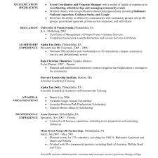 Bunch Ideas Of Cover Letter Event Coordinator Resume Hotel Event For