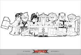 Lego Ninjago Printables Coloring Pages And Activity Sheets