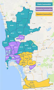 San Diego Housing Commission Choice Communities Initiative