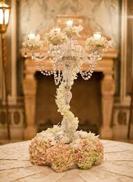 cool wedding necklaces in particular table candle chandelier centerpiece fl arrangement on the