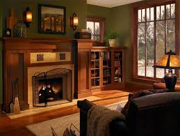craftsman style living room furniture. warm lighting in a craftsmanstyle living room craftsman style furniture