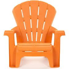 orange plastic chair. Orange Plastic Adirondack Chairs Walmart For Outdoor Furniture Ideas Chair