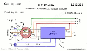 dalziel gfci patent residual current devices (rcds) and ground fault interrupters (gfis) on rcd internal wiring diagram