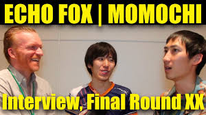echo fox momochi sfv interview final round xx mar  echo fox momochi sfv interview final round xx mar 2017 timestamps below