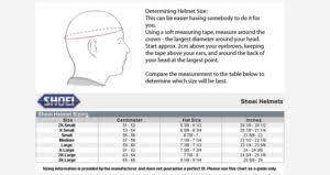 Shoei Nxr Size Chart Shoei Nxr Helmet Review 4 3 5 At Kneedownreviews
