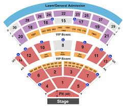 Saratoga Performing Arts Center Tickets With No Fees At