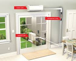 ductless ac installation.  Installation How A Ductless AC Installation Works Intended Ac E