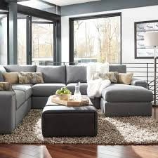 Living Room Area Rugs Contemporary Curved Sectional Sofa Living Room Modern With Built In Bench