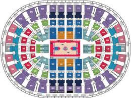 Detroit Pistons Seating Chart Palace Of Auburn Hills Nba Basketball Arenas Detroit Pistons Home Arena The