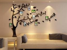 wall murals for living room. Amazon 3d Picture Frames Tree Wall Murals For Living Room Scheme Of Stickers L